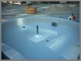 Impermeabilzación- Estanque reparador con resinas